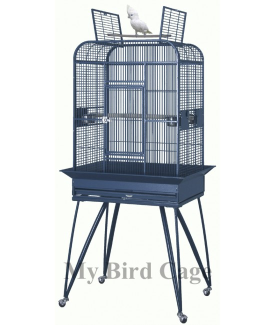 HQ Flat OpenTop Conures Cage 26x20