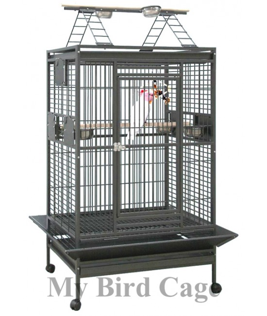 HQ Large Macaw Play Top Cage 40x30